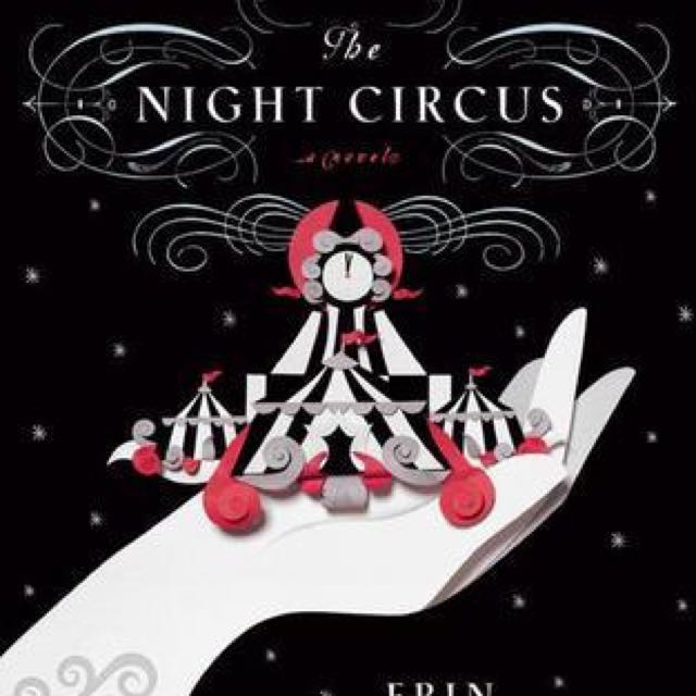 The Night Circus Novel by Erin Morgenstern