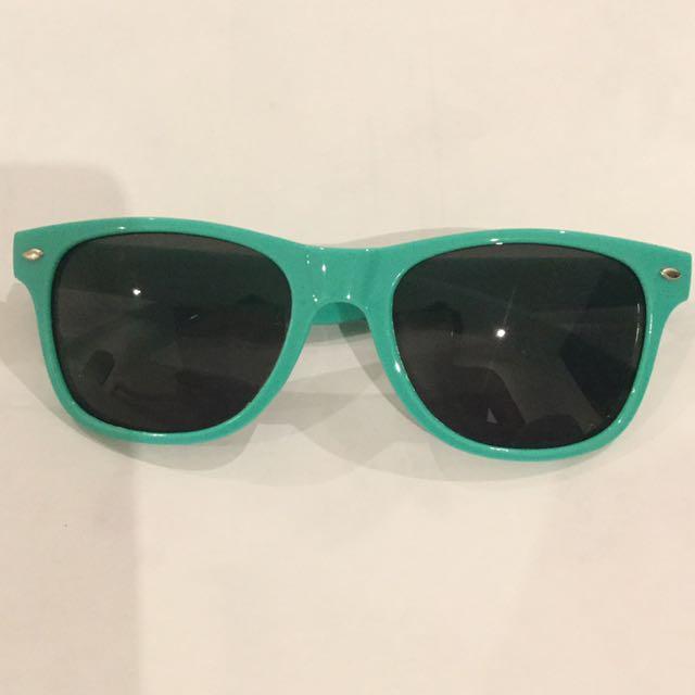Turquoise Sunglasses