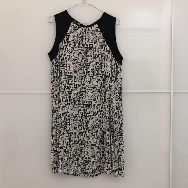 Uniqlo Patterned Dress