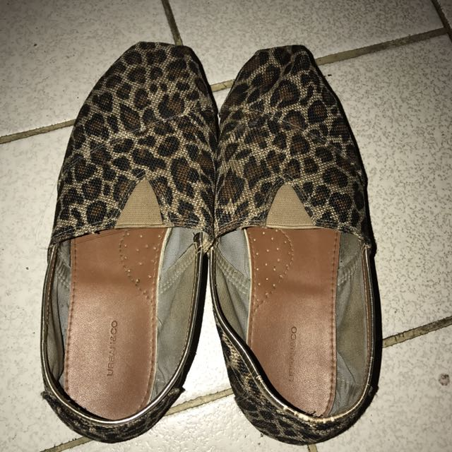 URBAN&CO slip on leopard (limited)