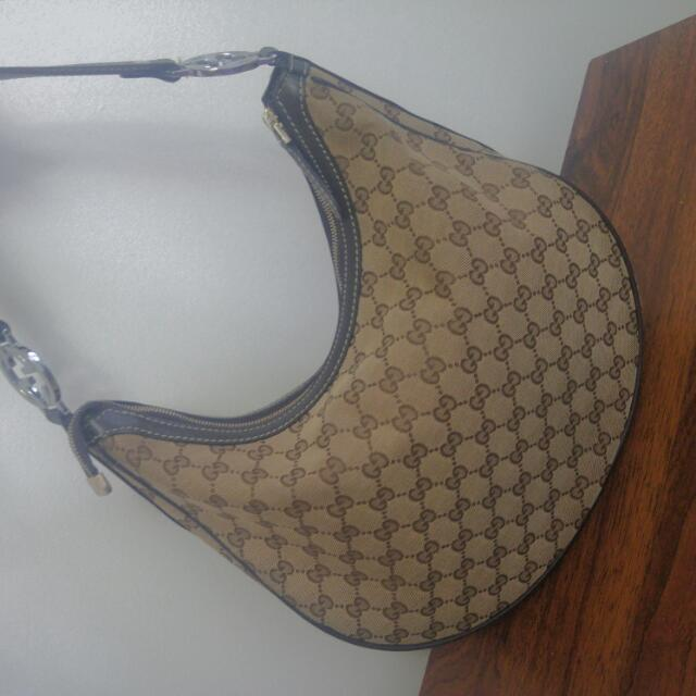 Vintage Gucci Handbag Old original