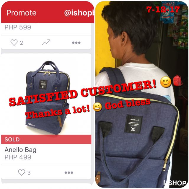 Visit I-SHOP for high quality affordable items. Thank you! 😊