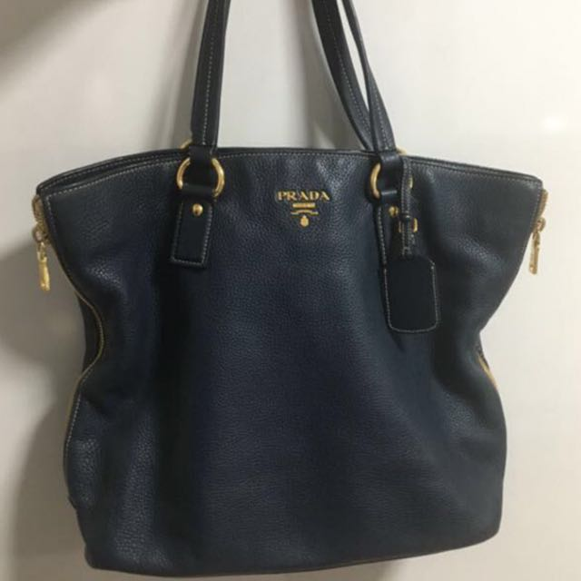 Want To Clear! Prada Tote