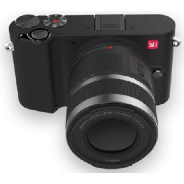 Xiaomi Mirrorless 12-40mm F3.5-5.6 Lens