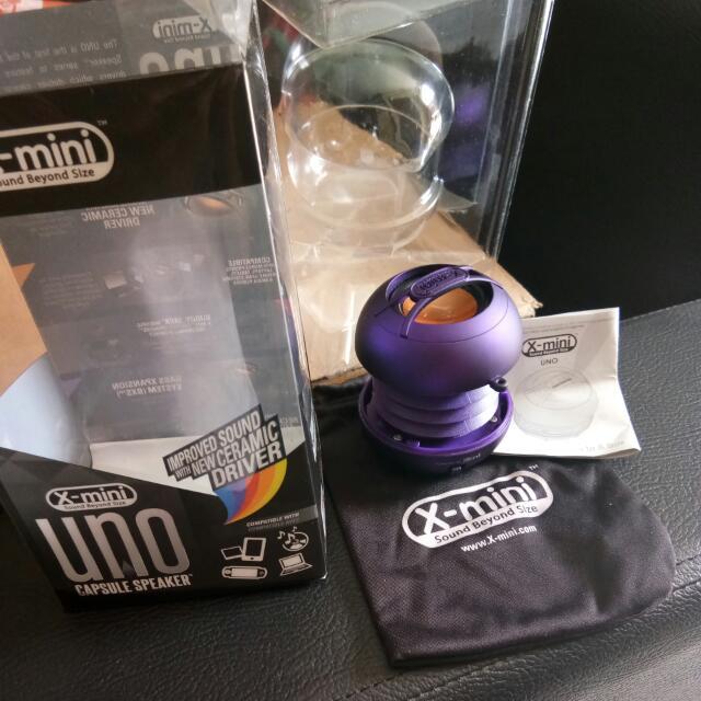 X-mini Speaker Capsule