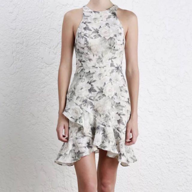 Zimmermann Bowerbird Dress Size 0