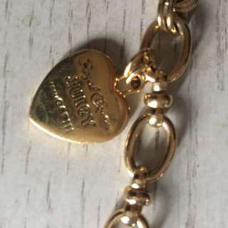Juicy Couture Bracelet Authentic