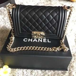 Chanel Boy Original