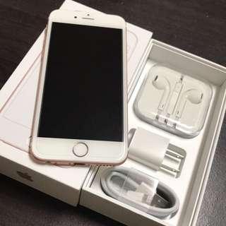iPhone 6s 16G 粉 99新