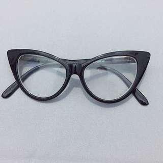Kacamata / Eyeglasses Cat