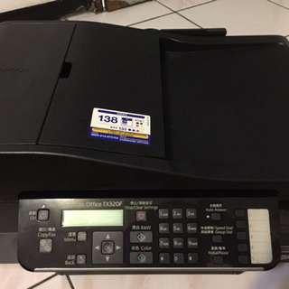 EPSON Stylus OFFICE TX320F商用噴墨傳真複合機