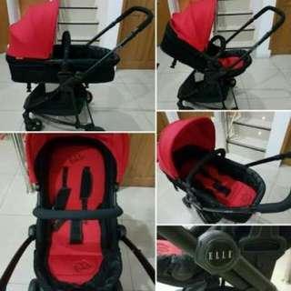 Stroller Baby Elle Malibu 2