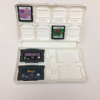 DS & GBA Game Case