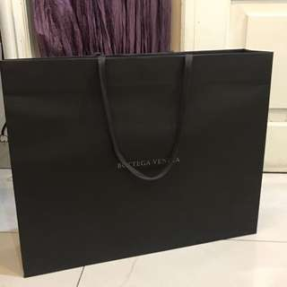 Paperbag Bottega Venetta new