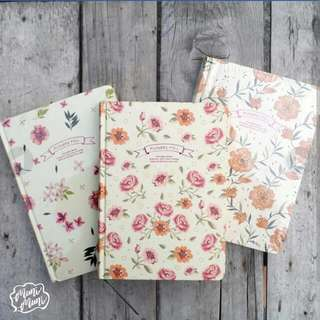 Dainty Flower Journal
