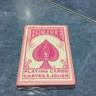 Bicycle playing cards, Riderback (full deck)