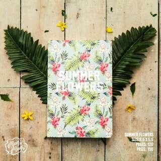 Summer Flower Journal