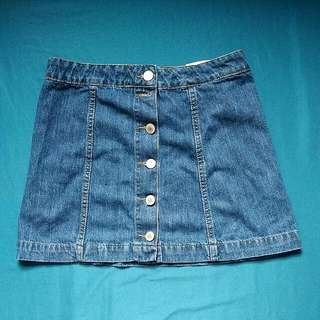 Bluenotes A-line Skirt