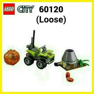 Lego® CITY 60120 (LOOSE PARTS)