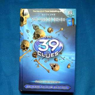 """""""39 Clues Book One"""""""