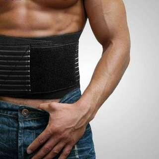 男 女 健身 透氣支撐護腰帶