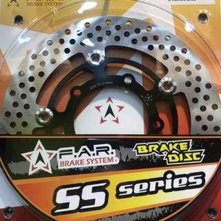 Far SS 245 碟盤 前碟 勁戰.Bws