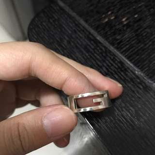 Gucci Classic 925 Ring