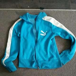 Puma Jacket Size 10