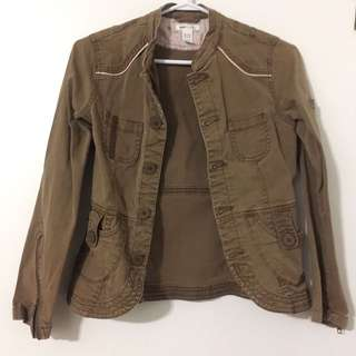 Brown Light Jacket