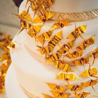 Fake Wedding Cake