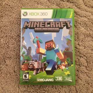 Minecraft For Xbox 360