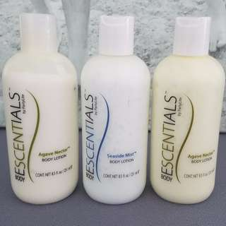 BRAND NEW UNUSED - Body Escentials Creams $4 each