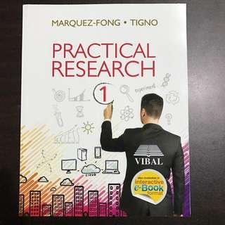 GRADE 11 BOOKS: Practical Research