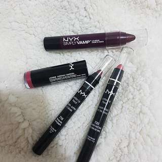 Nyx Lip Bundle