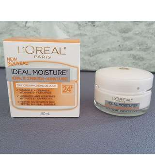 BRAND NEW UNUSED Loreal Paris - Ideal Moisture Cream