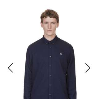 Fred Perry Cherqueboard Shirt