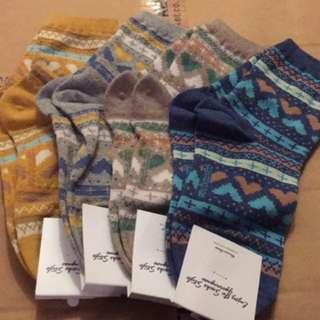 韓國可愛有型長襪