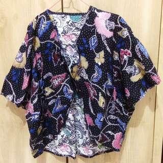 Outer Batik Kimono