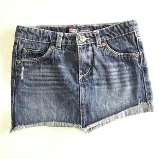 e018e7a61dd Levi s Kids Denim Scooter Skirt