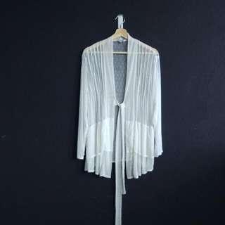 Noki See Through Kimono [Free Size]