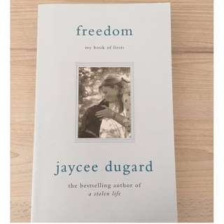 Freedom: My Book of First Jaycee Dugard