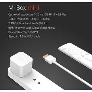 Xiao Mii TV Media Box Set Android 4.4 Quad Core Unblock + JailBreak