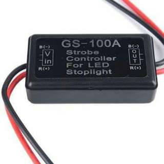 GS-100a LED Brake Light Strobe.
