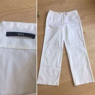 Hugo Boss Wide Leg Jeans Sz 12