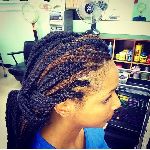 Need Your Single Braids Done ?