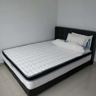 Raya month sales spring mattress!!