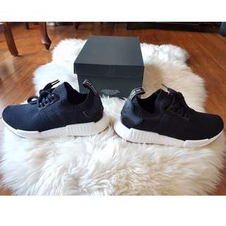 Adidas NMD R1 Black Gums