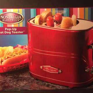 Pop Up Hotdog Toaster