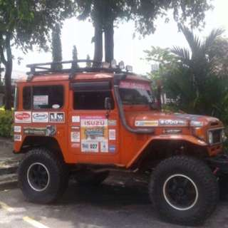 Land cruiser BJ40
