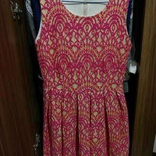 [PRELOVED]Pink DRESS